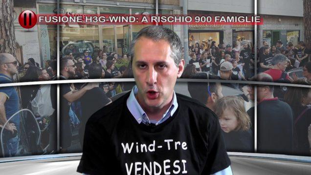 Il Punto | Fusione H3G Wind a rischio 900 famiglie