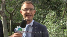 INTERVISTA ANDREA SACCHETTI – VII edizione Premio Verde Ambiente
