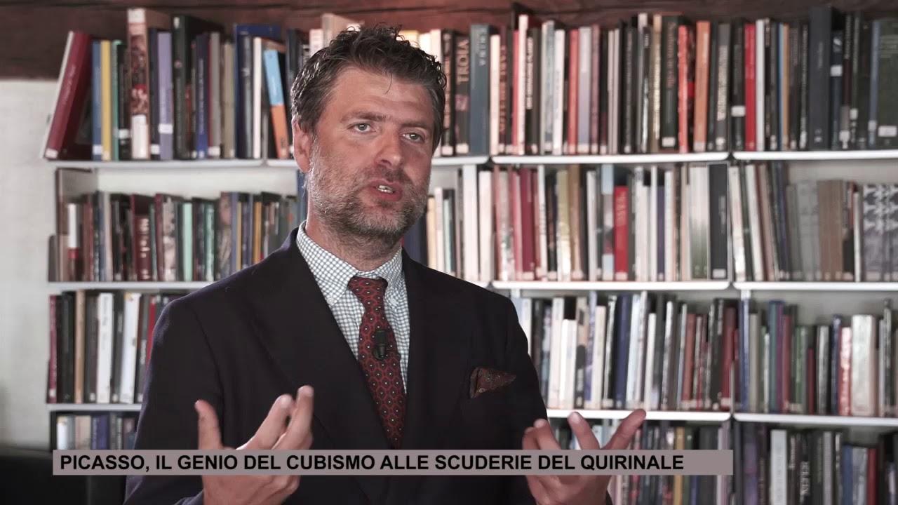 PICASSO TRA FRANCIA E ITALIA. IL GENIO DEL CUBISMO ALLE SCUDERIE DEL QUIRINALE