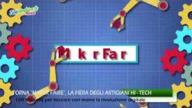 """TORNA """"MAKER FAIRE"""", LA FIERA DEGLI ARTIGIANI HI-TECH"""