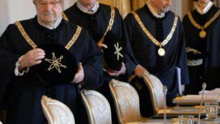Corte Costituzionale: prima udienza con i nuovi giudici
