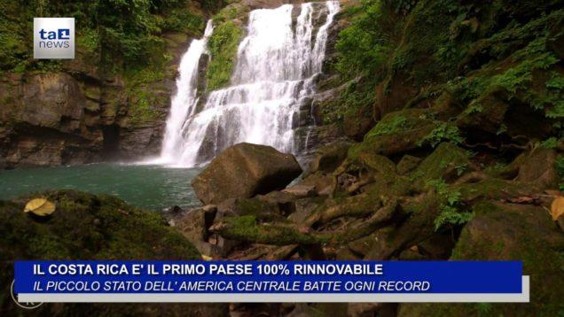 Costa Rica, il primo paese 100% rinnovabile
