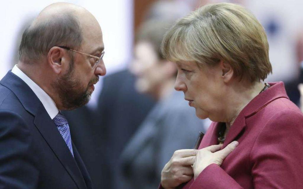GERMANIA. MERKEL VINCE MA CALA. TRACOLLO SPD. VOLA ULTRADESTRA