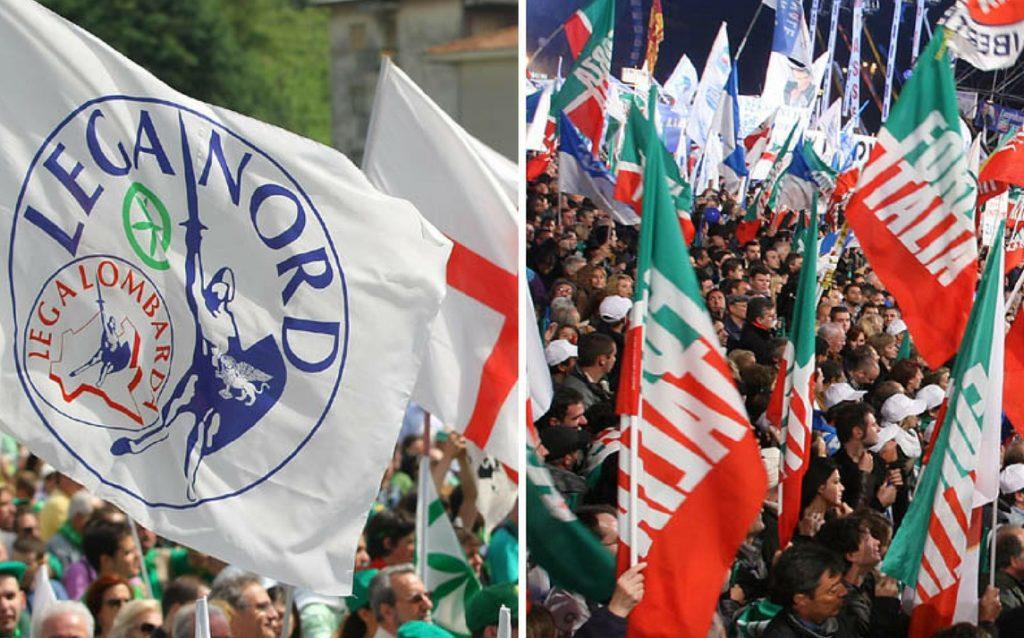 SCONTRO LEGA – FORZA ITALIA SU PREMIERSHIP