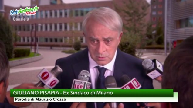 CROZZA SU NOVE. LA SATIRA POLITICA TORNA IN TV.