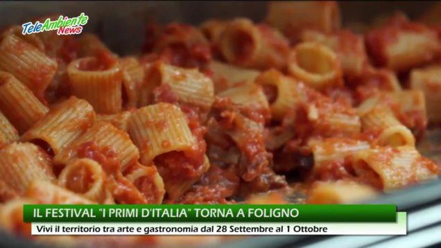 """FESTIVAL """"I PRIMI D'ITALIA"""" 2017, FOLIGNO – DAL 20 SETTEMBRE AL 1 OTTOBRE"""