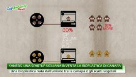 KANÈSIS E LA BIOPLASTICA DI CANAPA, UN'INVENZIONE MADE IN ITALY
