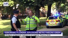 PAURA A LONDRA. ESPLOSIONE NELLA METRO. E' TERRORISMO, 18 FERITI
