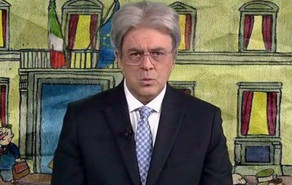 """CROZZA – GENTILONI: """"RENZI HA ABUSATO DI ME"""""""