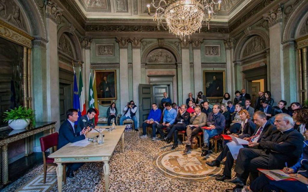 BERGAMO. G7. CHIUDE OGGI IL FESTIVAL DELL'AGRICOLTURA