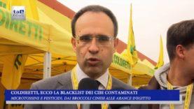 COLDIRETTI, L' ITALIA È GREEN! LISTA NERA DEI CIBI IMPORTATI PIÙ CONTAMINATI