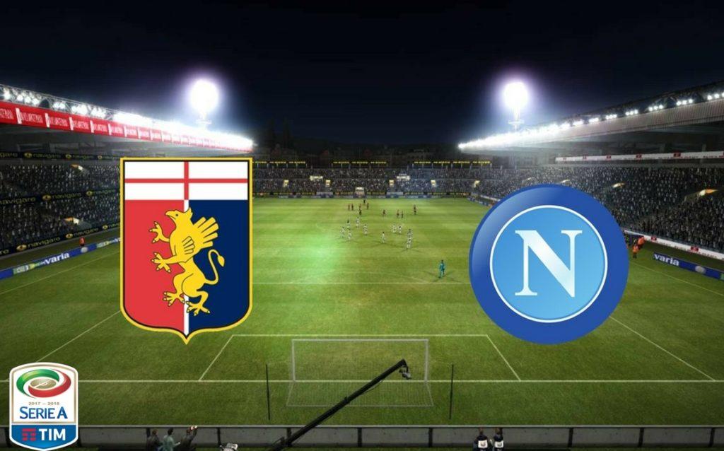 SERIE A, GENOA-NAPOLI 2-3. JUVE-SPAL 4-1. ROMA-CROTONE 1-0