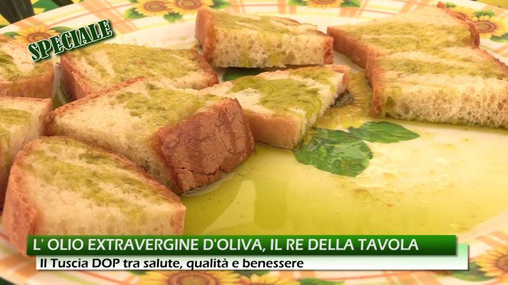 OLIO EXTRAVERGINE D'OLIVA, IL RE DELLA TAVOLA