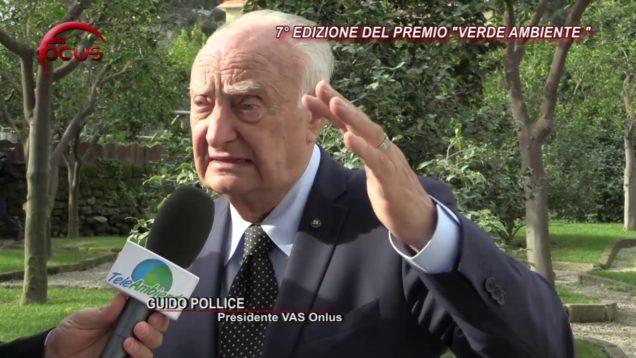 VII EDIZIONE PREMIO VERDE AMBIENTE 2017 – SPECIALE