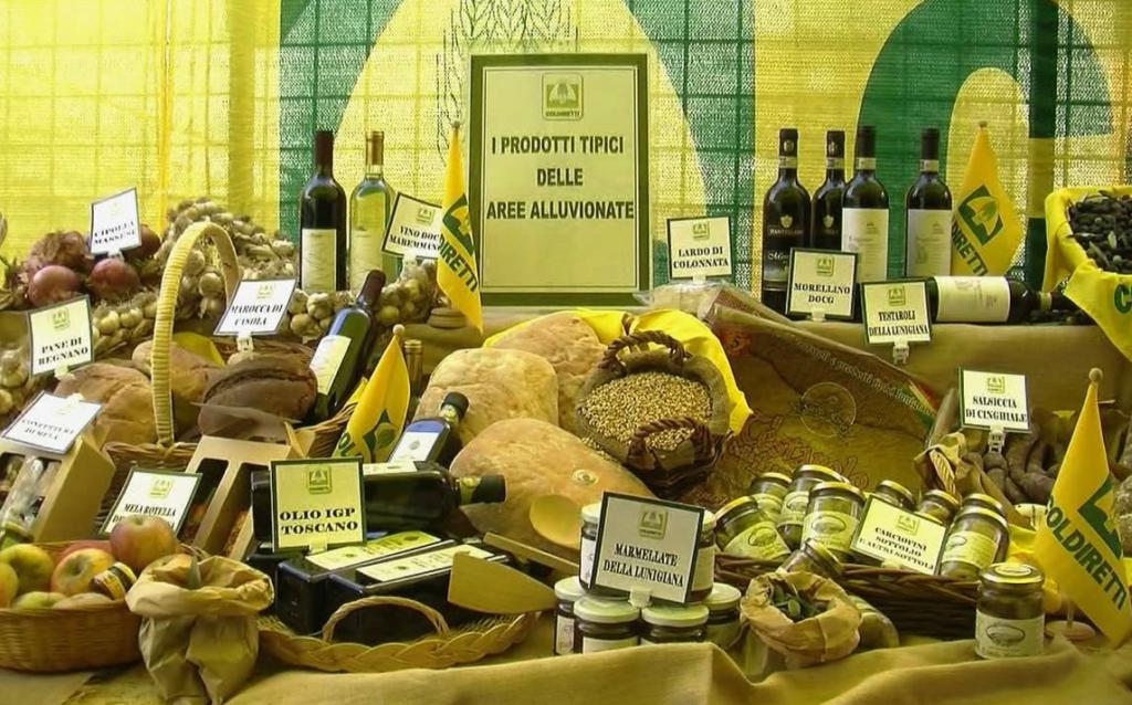 NAPOLI. COLDIRETTI, ITALIA DA RECORD. 5 MILA SPECIALITA' ENOGASTRONOMICHE