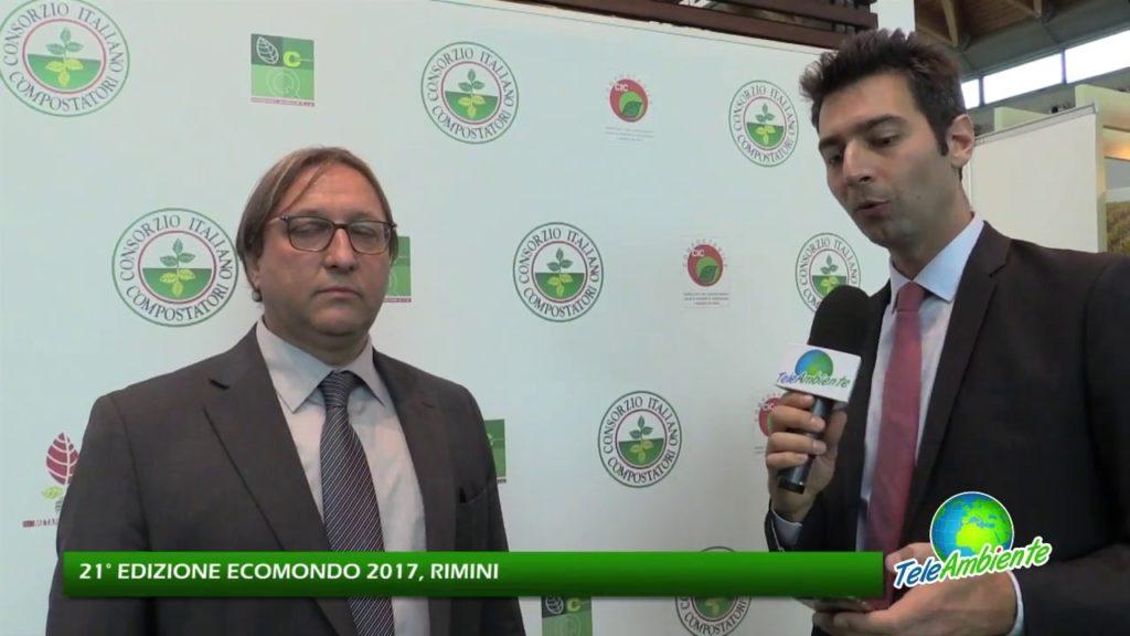 Consorzio Italiano Compostatori (CIC) – Ecomondo Rimini 2017
