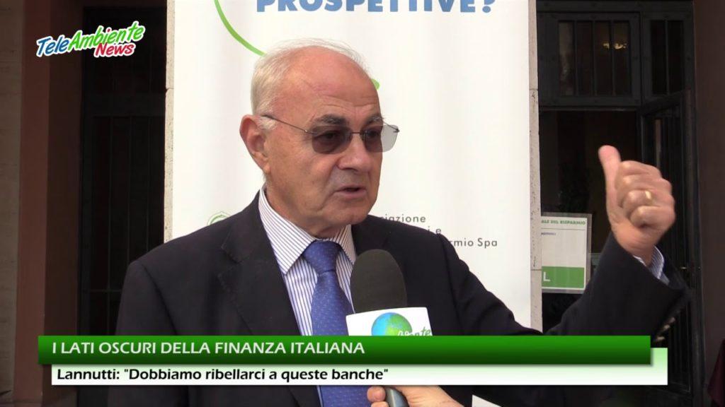 I LATI OSCURI DELLA FINANZA ITALIANA