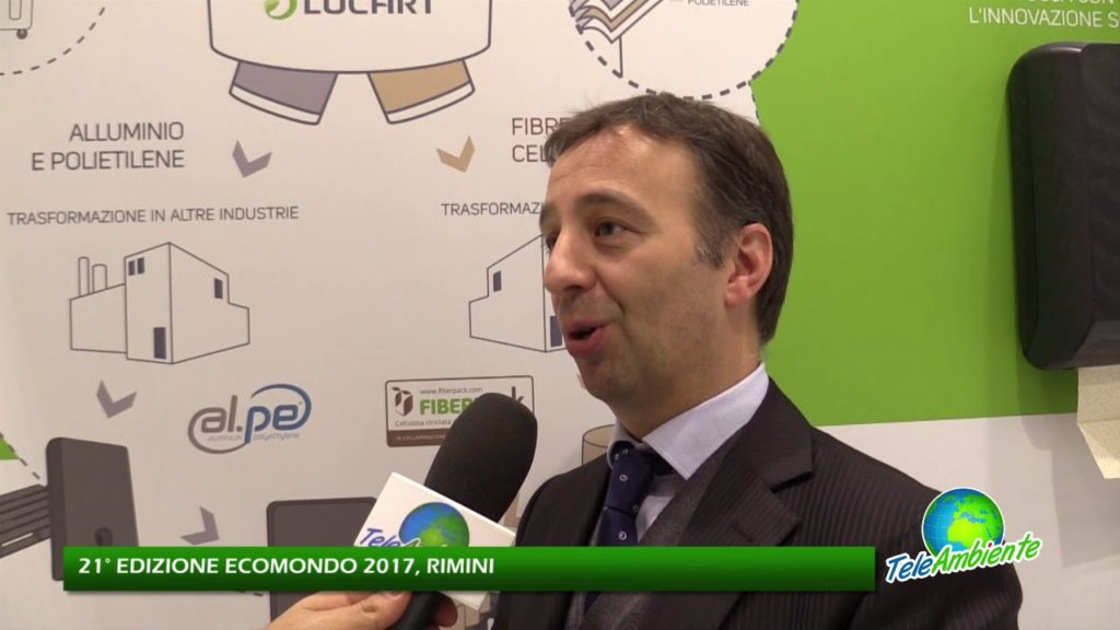 LUCART GROUP- Ecomondo Rimini 2017