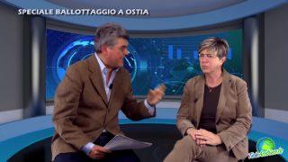 OSPITE A TELEAMBIENTE GIULIANA DI PILLO, CANDIDATA PRESIDENTE X MUNICIPIO