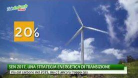 SEN 2017, UNA STRATEGIA ENERGETICA DI TRANSIZIONE