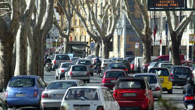 blocco-traffico-roma-14-dicembre-fascia-verde