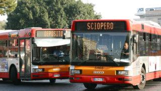 48361 Sciopero trasporti