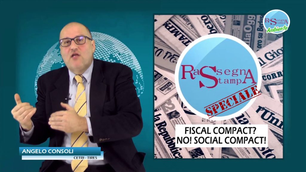 SPECIALE RASSEGNA-SOCIAL COMPACT