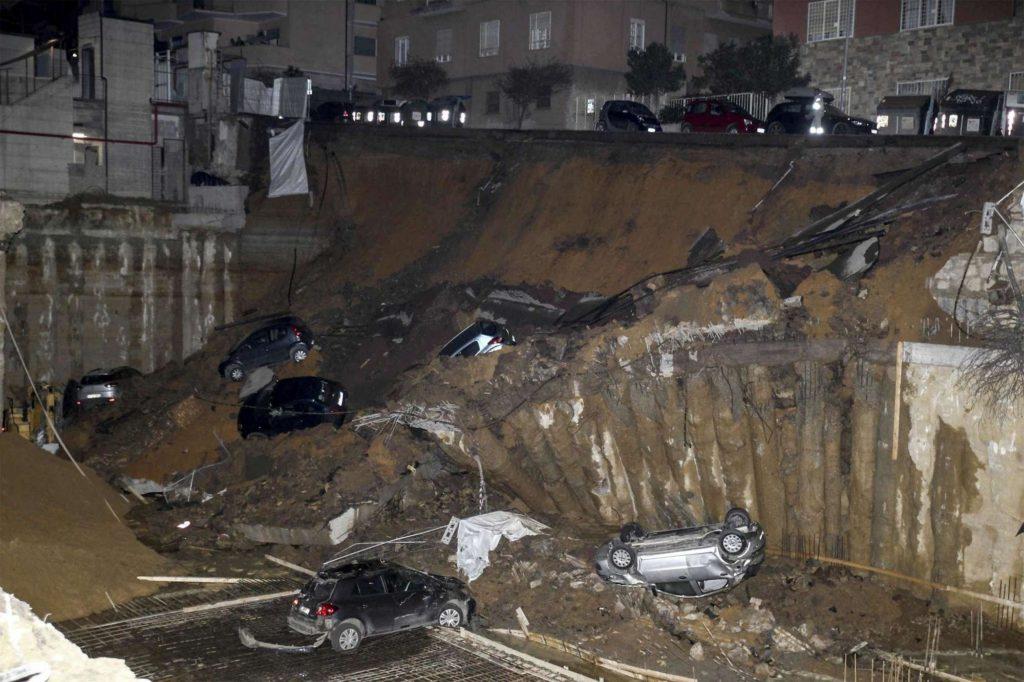 ROMA, VORAGINE A BALDUINA. SFIORARATA LA TRAGEDIA. INDAGINI SUL CROLLO, TUTTI GLI AGGIORNAMENTI