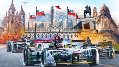 Formula-E-locandina-ePrix-Santiago-Cile-2018