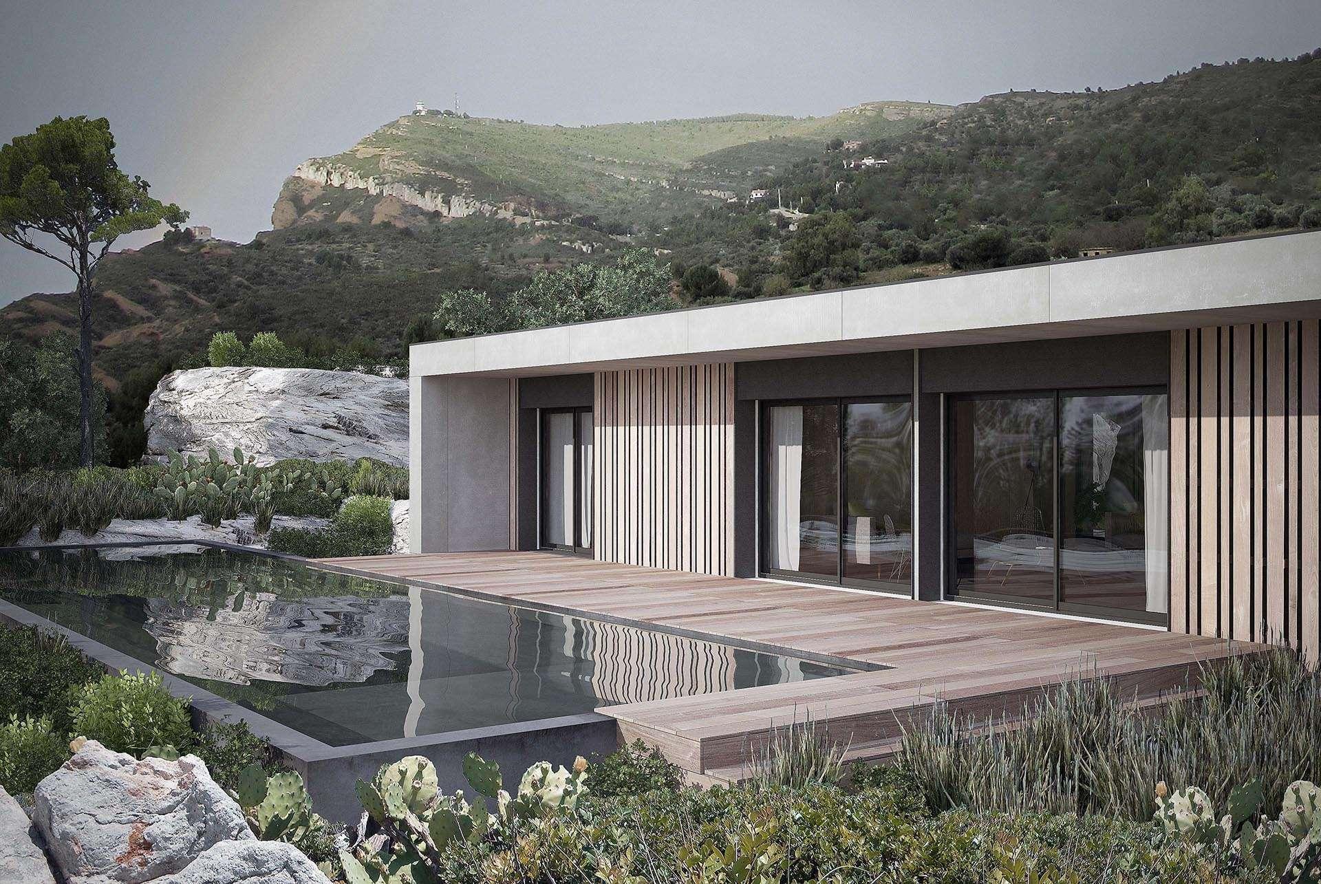popup house la casa modulare passiva e amica dell ambiente. Black Bedroom Furniture Sets. Home Design Ideas