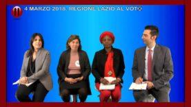ELEZIONI REGIONALI 4 MARZO 2018, CANDIDATI A CONFRONTO