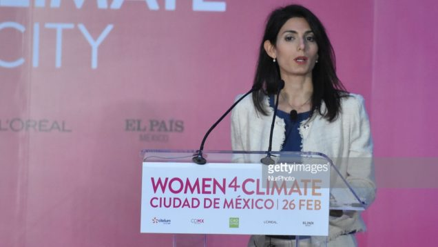 mayor-of-rome-virginia-raggi-is-seen-in-his-speech-during-the-annual-picture-id924762708