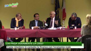 ROMA, IL CIRCUITO INTERROTTO. CHI PAGA VERAMENTE LA CRISI? INTERVISTA A ELIO LANNUTTI