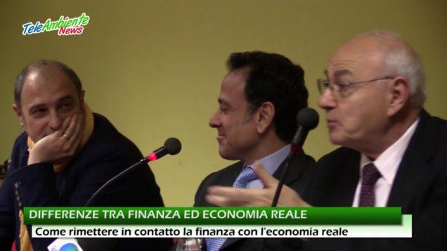 ROMA, IL CIRCUITO INTERROTTO. DIFFERENZE TRA FINANZA ED ECONOMIA REALE. INTERVISTA A MARCELLO MINENNA