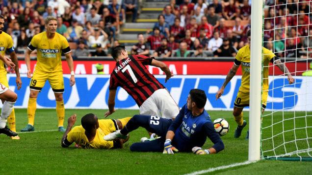 AC Milan v Udinese Calcio – Serie A