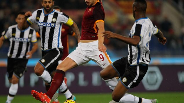 AS Roma v Udinese Calcio – Serie A
