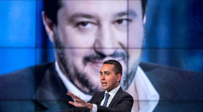 LEGA E M5S SEMPRE PIU' VICINI, PD SPACCATO SU SOSTEGNO A GOVERNO 5 STELLE