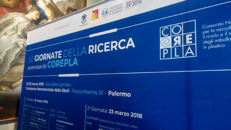 COREPLA, GIORNATE DELLA RICERCA. RICICLO DELLA PLASTICA PER LA CRESCITA SOSTENIBILE DEL PAESE