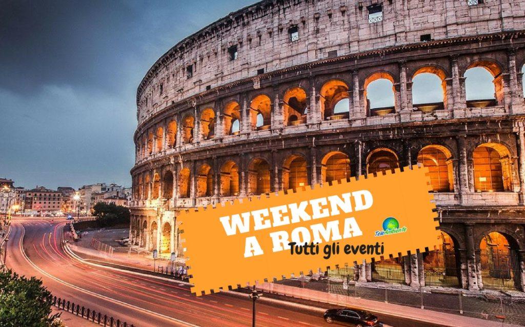 WEEKEND A ROMA, COSA FARE. TUTTI GLI EVENTI DEL 10 E 11 MARZO 2018.  DOMENICA TORNA LA MEZZA MARATONA ROMA-OSTIA