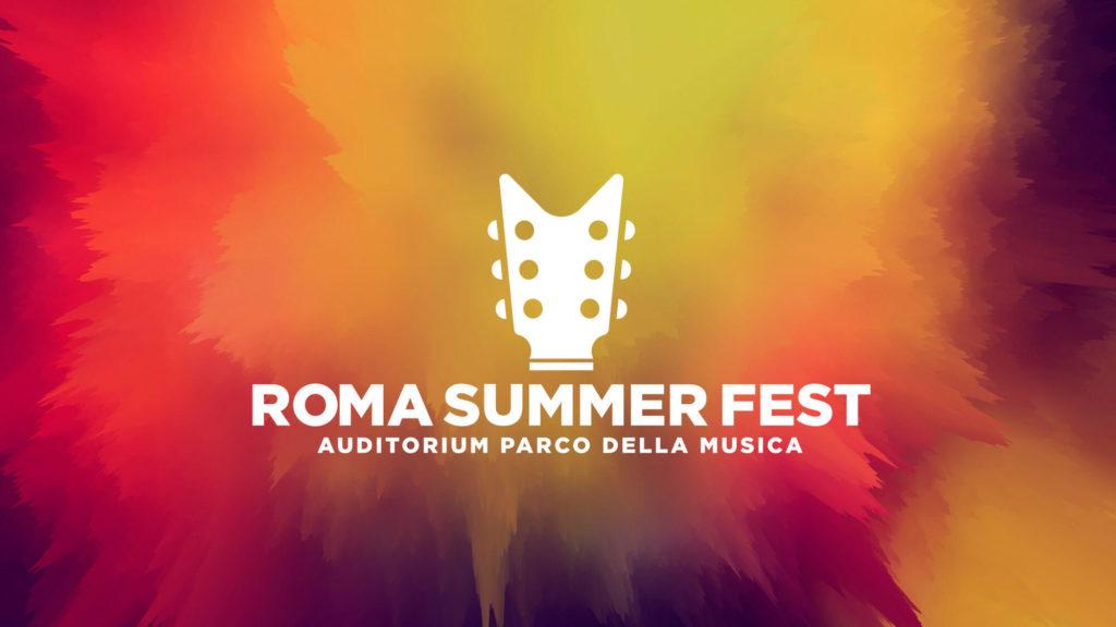 ROMA SUMMER FEST 2018, DAL 26 MAGGIO 40 CONCERTI ALL'AUDITORIUM PARCO DELLA MUSICA.  ARTISTI, DATE E BIGLIETTI