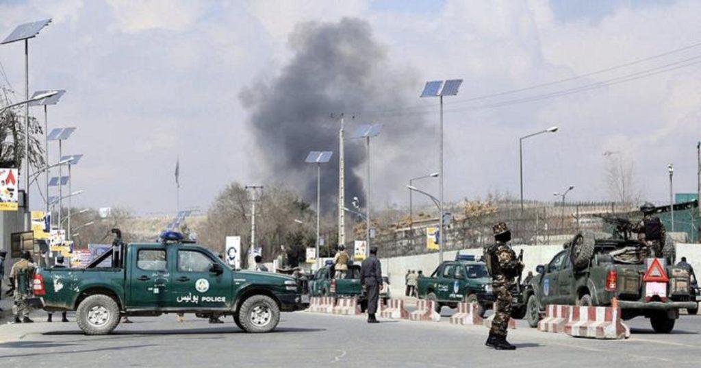 ISIS RIVENDICA ATTACCO KAMIKAZE A KABUL