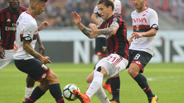 AC Milan v Genoa CFC – Serie A