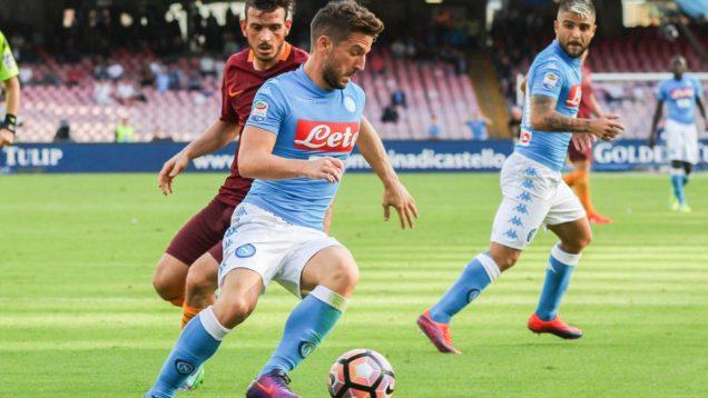Calcio: Napoli; ora testa al Benfica, torna Mertens