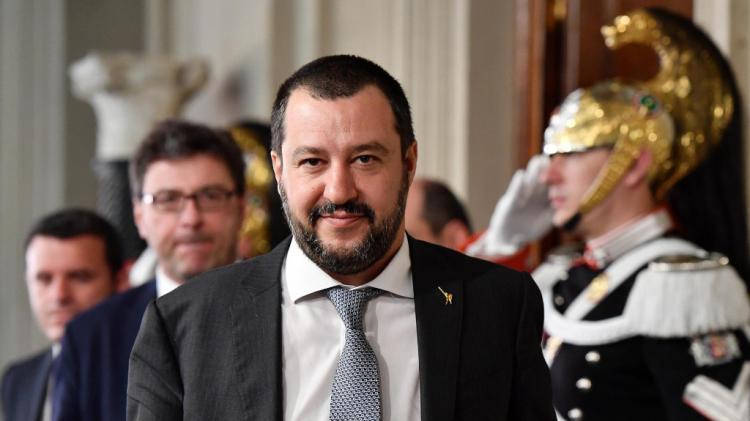 """GOVERNO, SALVINI: """"PRONTI A GOVERNARE ANCHE DA SOLI"""" E ORLANDO APRE AI 5 STELLE"""