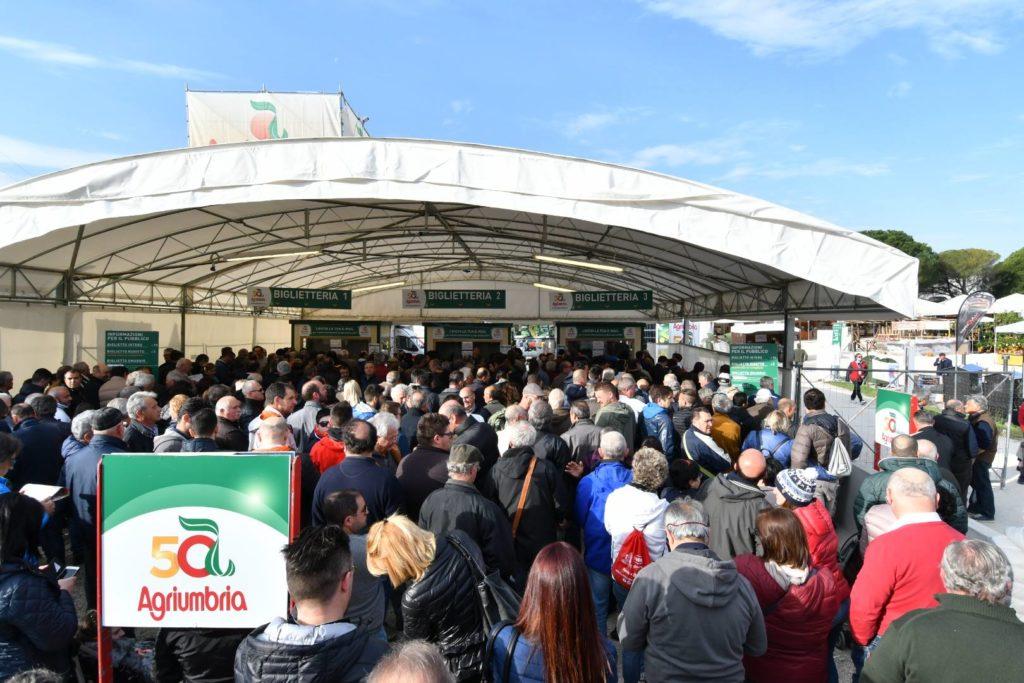 AGRIUMBRIA, LA MANIFESTAZIONE PIÙ RILEVANTE DELL'AGRICOLTURA ITALIANA. MEZZO SECOLO DI AMORE PER LA TERRA