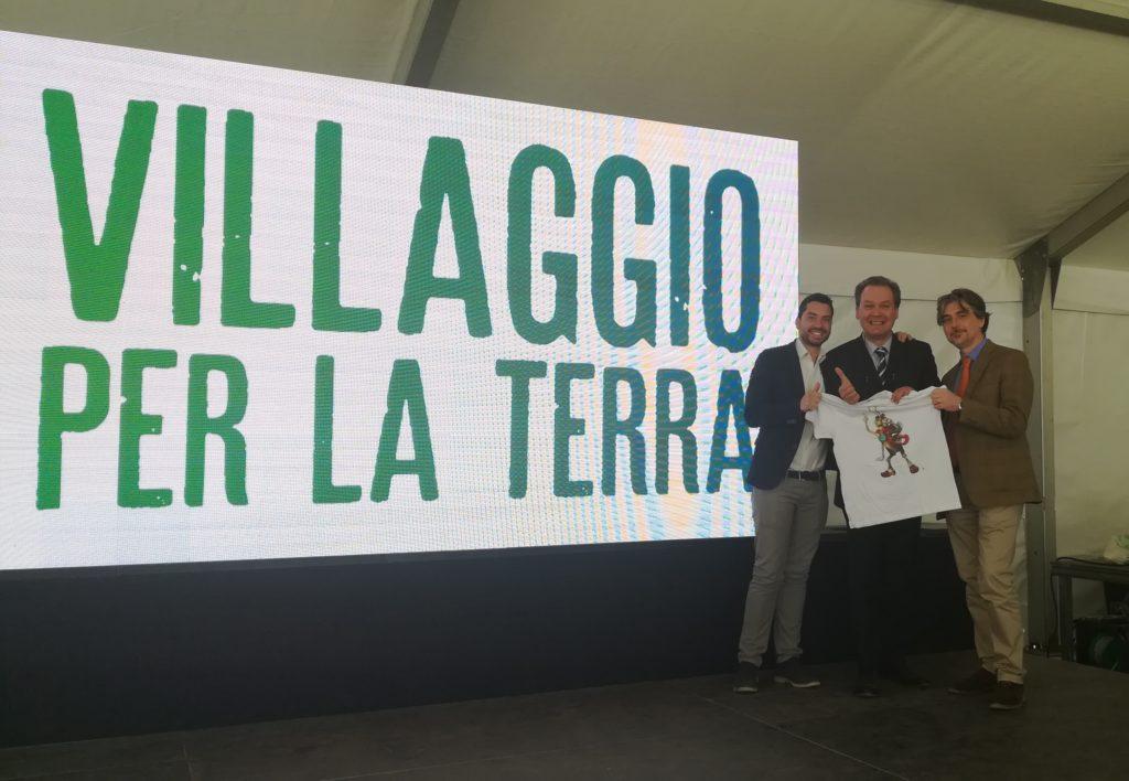 GREEN RAP DI PINOCCHIO E GRILLO PARLANTE, LANCIO NAZIONALE OGGI AL VILLAGGIO PER LA TERRA