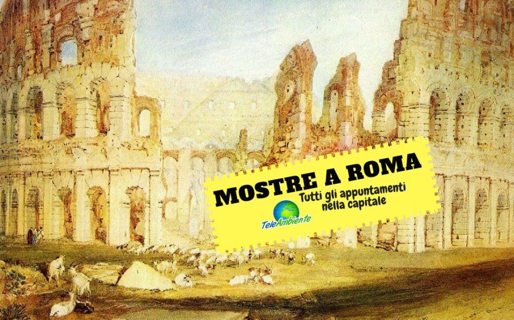 MOSTRE A ROMA, TUTTI GLI APPUNTAMENTI NELLA CAPITALE. INFO E DATE