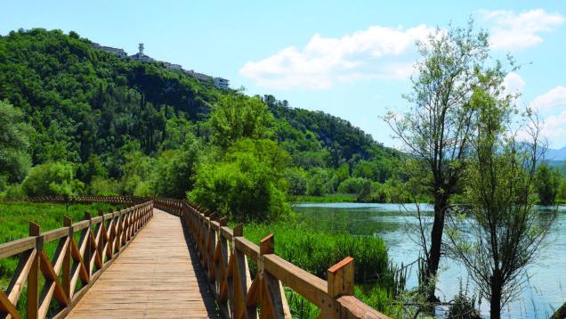 Riserva Naturale lago di Posta Fibreno