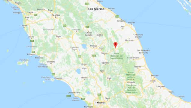 Terremoto_muccia_google_maps