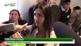 CARABINIERI A DIFESA DELLA RISERVA DEL LITORALE ROMANO